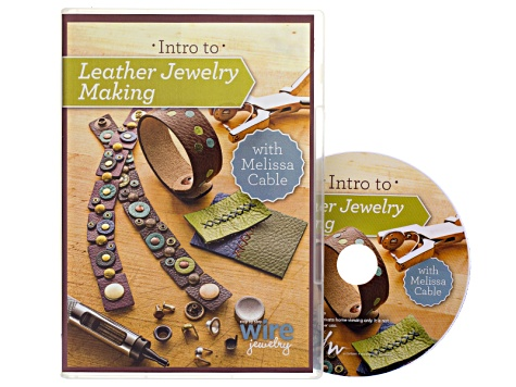 Intro To Leather Jewelry Making With Melissa Cable