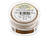 Twisted Artistic Wire Kit of 20GA Spools Set of 8 in 4 Colors