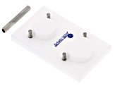 Jig: Adjustable Ring Jig And Precious Metals Tool And Supply Kit With instruction Sheet