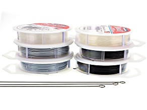 Elasticity Kit With Elastic Cord Needle incl 0.5mm And 0.8mm Cord Assorted Colors
