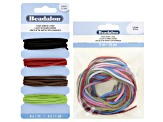 Tassel Supply Kit incl Faux Suede Cord And Jump Rings
