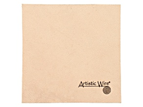 Artistic Wire ™ Leather Pad
