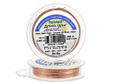 Artistic Wire Twisted 20 Gauge Wire Kit in Assorted Tones