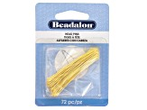 Earwire & Head Pin Kit in Gold Tone And Silver Tone Appx 576 Pcs Total