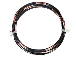 18 Gauge Multi Color Wire in Black/Brown/Copper Color Appx 20ft