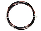 18 Gauge Multi Color Wire in Black/Brown/Copper Color Appx 20ft