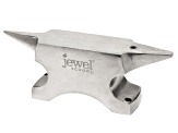 Jewel School Horn Anvil Has 1 Flat Tapered Horn And 1 Round Tapered Horn