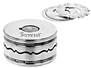 Jewel School® Bangle Die 10 Fancy Scallops Pattern