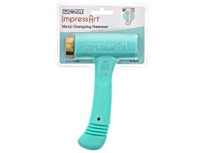 ImpressArt® Ergo Angle ™ Metal Stamping Hammer