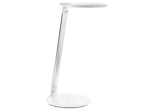 Halo Table Magnifier Led Lamp With 3 Brightness Levels & Up To 4x Magnification