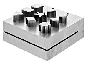 Nine Shape Metal Forming Disc Cutter