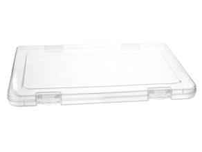 Flat Organizer Rectangular Box Appx 31 X 23 X 2 Cm
