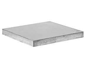 "ImpressArt® Large Steel Stamping Block appx 4x4"""