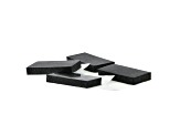 ImpressArt® Large Steel Stamping Block appx 4x4