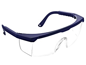 Safety Glasses - Blue Frame
