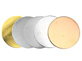 Impressart® Aluminum Circle Blanks Kit Appx 1 3/4""