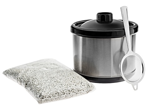 Versatile Forming Compound Kit incl Jett Sett Forming Compound, 16 Oz Pickle Pot, & Basket
