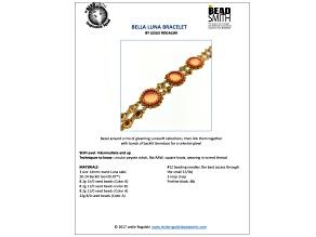 Bella Luna 8-Page Project Tutorial for JMBKIT447