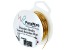 Gold Tone Silver Over Copper Tarnish Resistant 24 Gauge Wire 20 Yard Spool