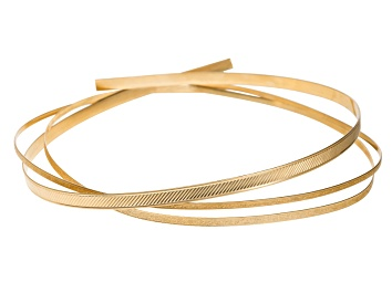 Picture of 3 Piece Red Brass Pattern Wire Kit includes Mini Floral/Flower/Slant With Border 3 ft Ea 9 ft Total