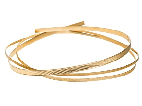 3 Piece Red Brass Pattern Wire Kit includes Mini Floral/Flower/Slant With Border 3 ft Ea 9 ft Total