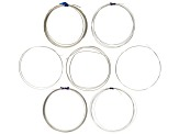 Silver Over Copper Wire Kit in Assorted Gauges