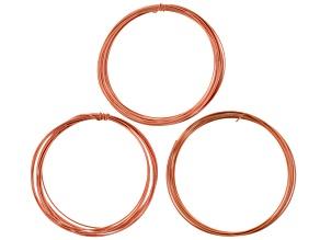 Round Copper Wire Kit