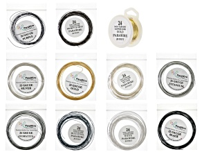 Assorted Wire Kit in 26G, 24G & 22G In Assorted Colors appx 160ft total