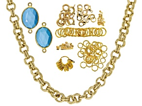 Jewelry Making 101: Station Necklace or Bracelet Supply Kit