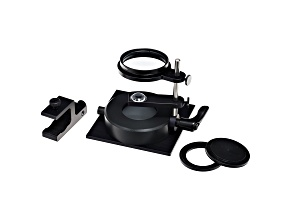 Gem Spectroscope Stand With Polariscope