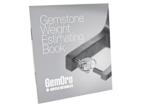 Guide For Gemstone Weight Estimating/Replacement Book
