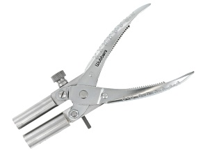 Wubbers™ Parallel Pliers Round With Jaws 14mm & 12mm