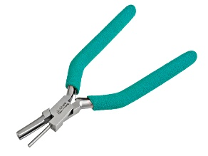 Wubbers ® Looping Plier 5.5 inches Makes Round Loops Approx 2.2mm inside Diameter