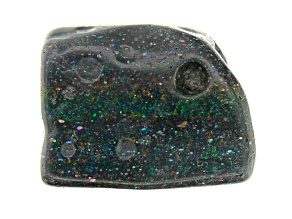 Pre-Owned Black Honduran Opal Hand Sculpted Focal appx. 50-55 ctw Shapes and Sizes Vary