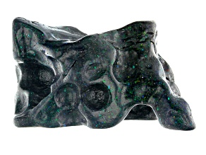 Pre-Owned Black Honduran Opal Hand Sculpted Focal appx. 55-60 ctw Shapes and Sizes Vary