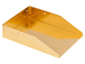 Gemstone Scoop Size Of 110 mm X 80 mm X 22 mm in Gold Color