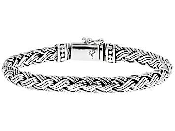 Picture of Mens Sterling Silver Bracelet