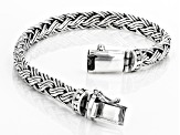 Artisan Collection of India™ Mens Sterling Silver Bracelet