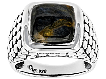 Picture of Pietersite Sterling Silver Ring