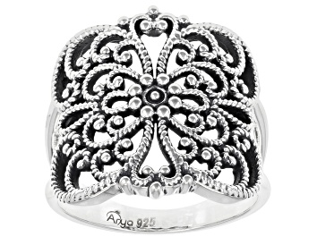 Picture of Sterling Silver Filigree Ring
