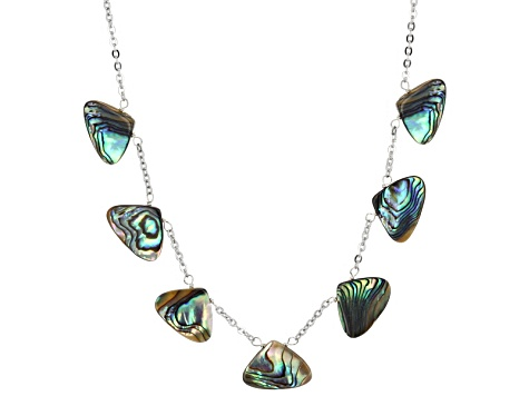 Abalone Shell Sterling Silver 20