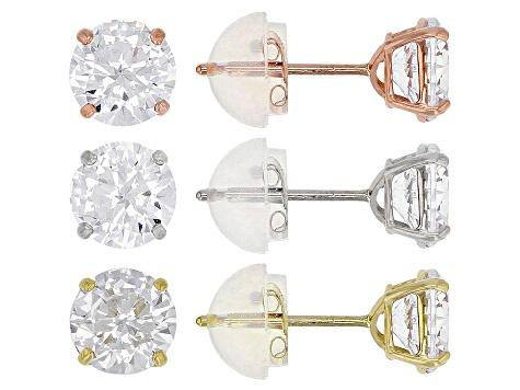 9859b9ba1 Gold Stud Earrings Set Of 3 - The Best Produck Of Earring