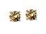Bella Luce ® 1.60ctw Rhodium Over Sterling Silver Earrings