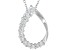 Bella Luce® 1.60ctw Rhodium  Over Sterling Silver Slide With Chain