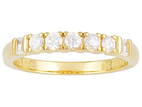 d09488e969061 Womens Engagement Ring Set 6ctw Bella Luce Princess Cz 18kt Gold Over Silver