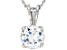 Bella Luce® 3.60ct Rhodium Over Sterling Silver Pendant With Chain