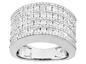Diamond Sterling Silver Ring 2.50ctw
