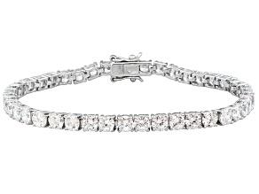 Bella Luce® 17.07ctw Platinum Over Sterling Silver Bracelet