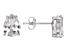 Bella Luce® 5.00ctw Pear Shape Diamond Simulant Rhodium Over Silver Earrings