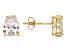 Bella Luce® 5.00ctw Pear Shape Diamond Simulant 18k Over Silver Earrings